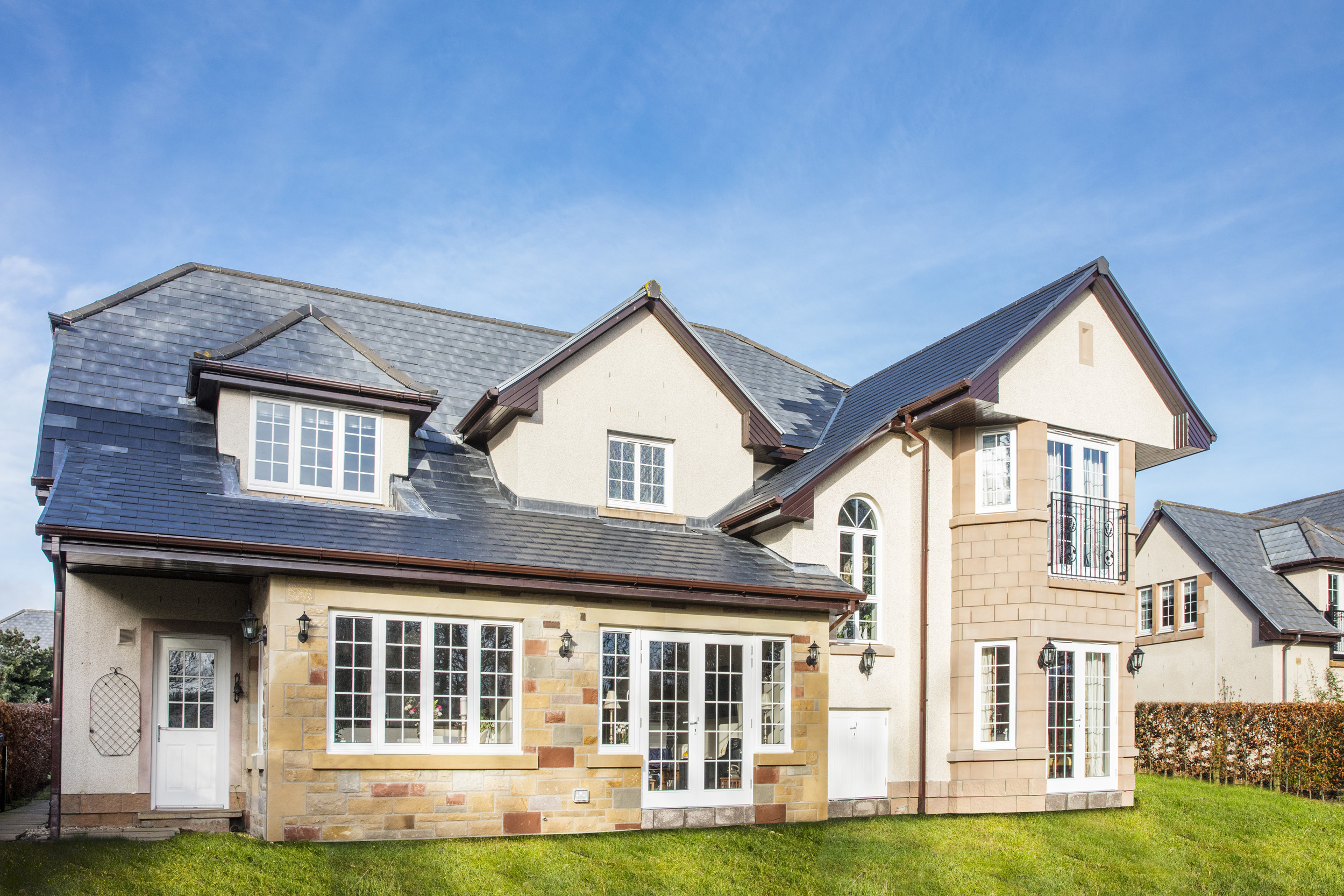 idh individually designed homes externals